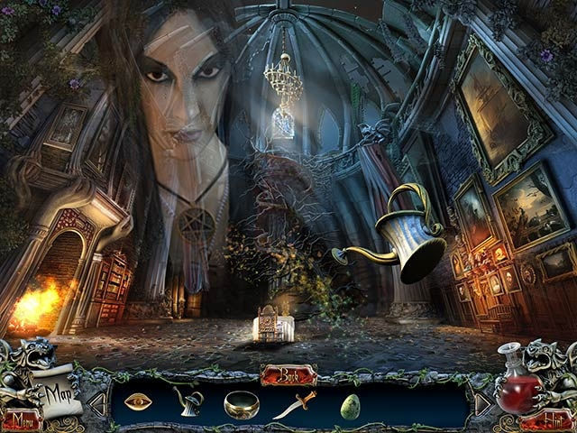 Mysteries and Nightmares: Morgiana Screenshot