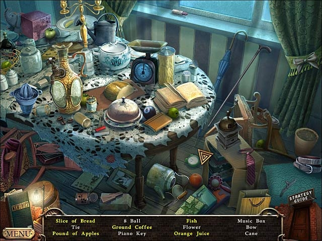 Mysteries of the Mind: Coma Collector's Edition Screenshot