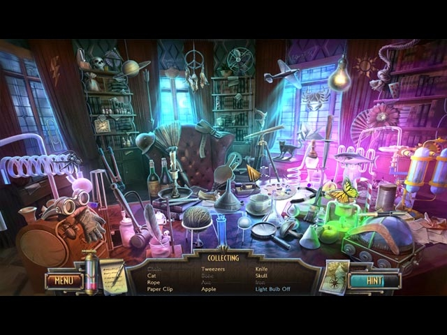 Mysterium: Lake Bliss Screenshot