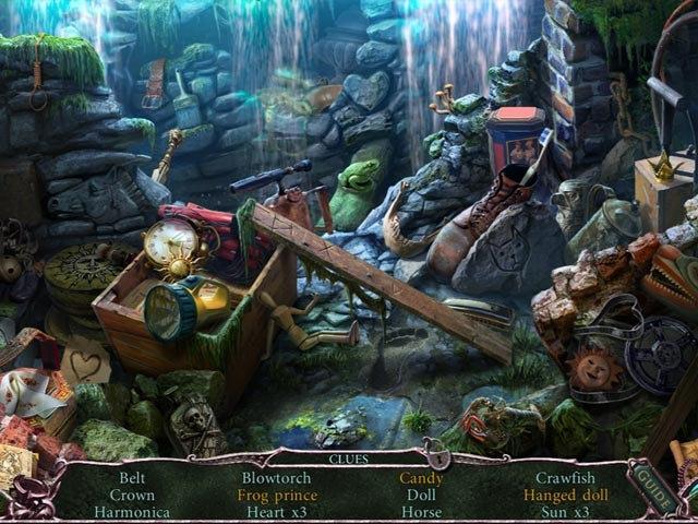 Mystery of the Ancients: Curse of the Black Water Collector's Edition Screenshot
