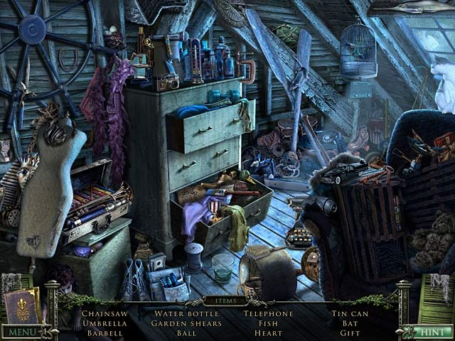 Mystery Case Files (R): 13th Skull Screenshot
