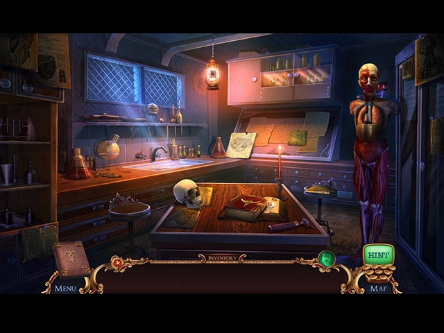 Mystery Case Files: Broken Hour Collector's Edition Screenshot