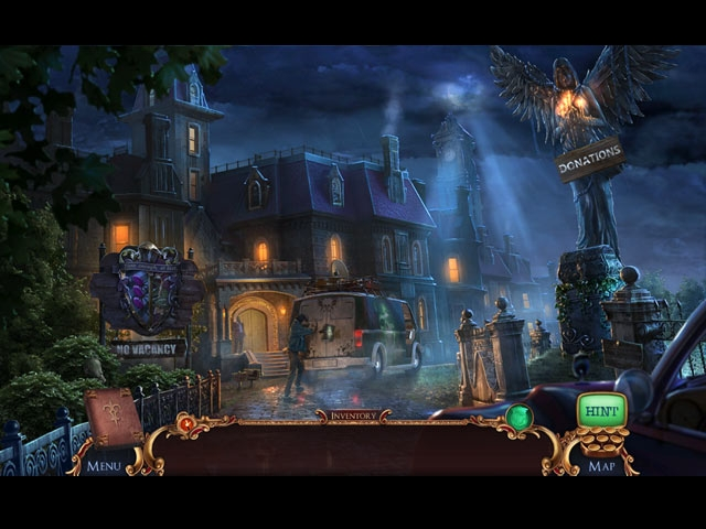 Mystery Case Files: Broken Hour Screenshot