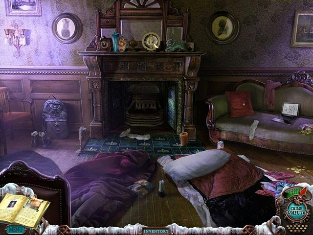 Mystery Case Files: Dire Grove Collector's Edition Screenshot