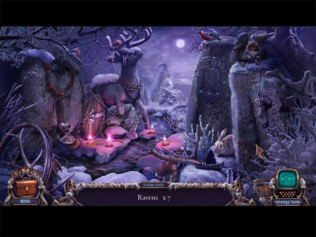 Mystery Case Files: Dire Grove, Sacred Grove Collector's Edition Screenshot