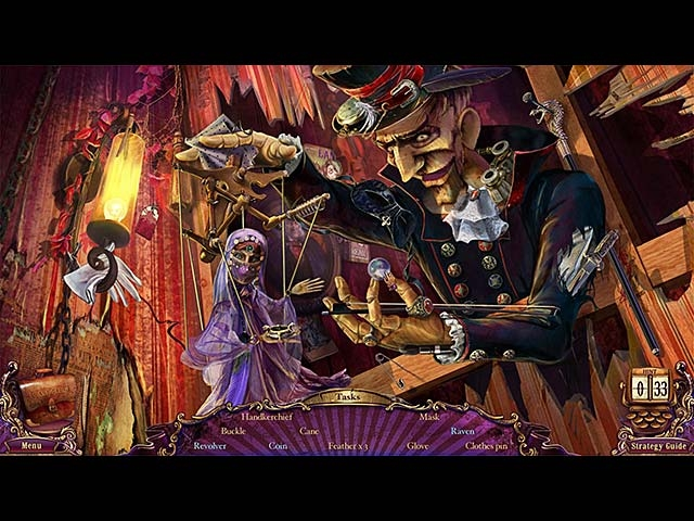 Mystery Case Files(R): Fate's Carnival Collector's Edition Screenshot