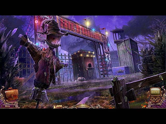 Mystery Case Files(R): Fate's Carnival Screenshot