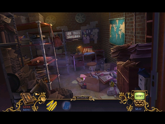 Mystery Case Files: Moths to a Flame Collector's Edition Screenshot