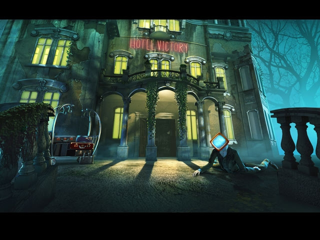 Mystery Case Files: Rewind Collector's Edition Screenshot