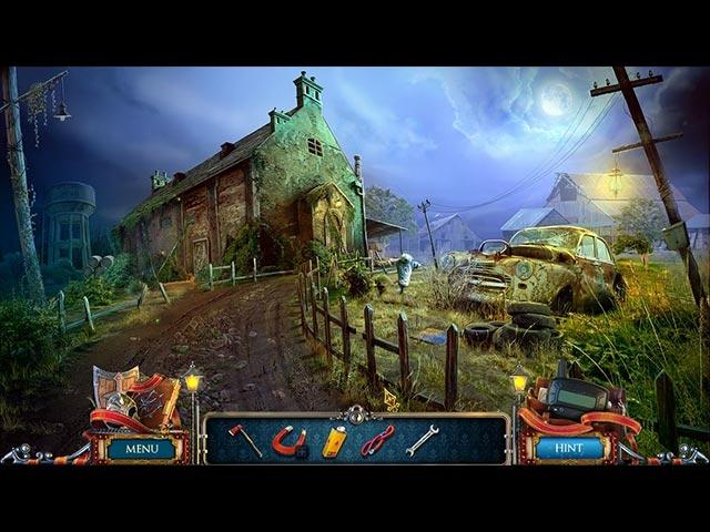 Mystery Crusaders: Resurgence of the Templars Screenshot