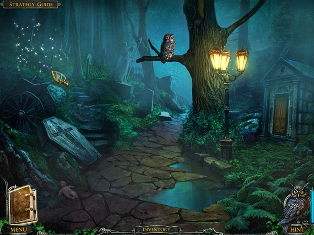 Mystery Heritage: Sign of the Spirit Collector`s Edition Screenshot