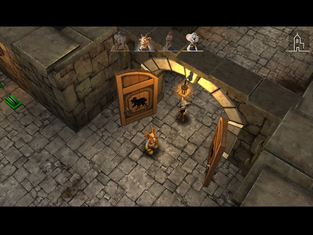 Mystery Maze of Balthasar Castle Screenshot
