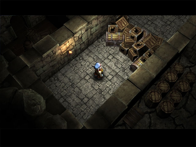 Mystery Maze of Balthasar Castle Screenshot