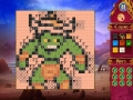 Mystery Mosaics, screenshot #1