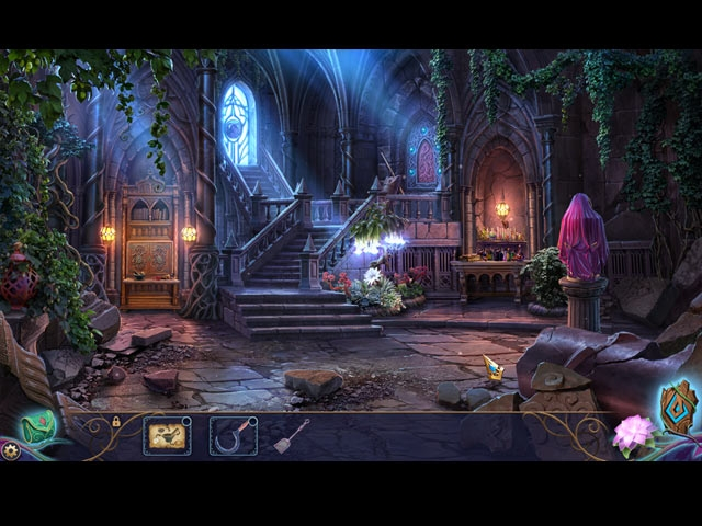 Mystery of the Ancients: The Sealed and Forgotten Collector's Edition Screenshot