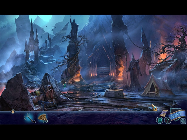 Mystery of the Ancients: Black Dagger Collector's Edition Screenshot