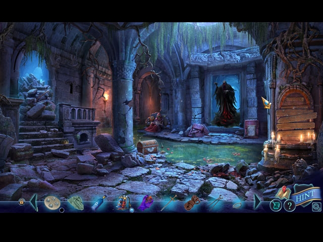 Mystery of the Ancients: Black Dagger Screenshot