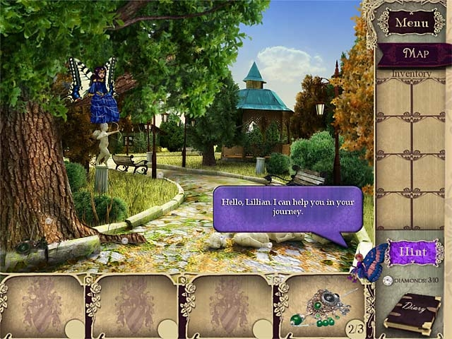 Mystery of the Earl Screenshot