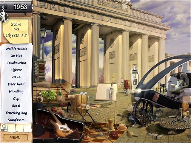 Mystery Stories: Berlin Nights Screenshot