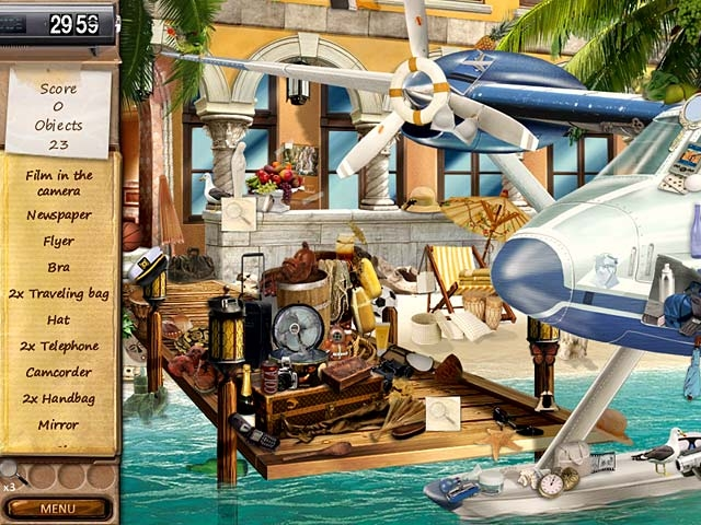 Mystery Stories: Island of Hope Screenshot