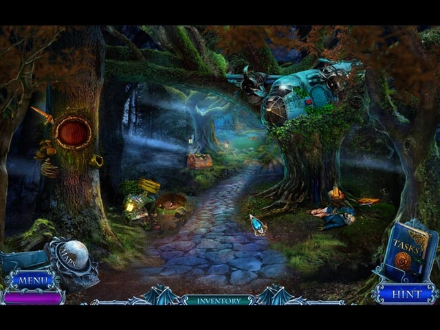 Mystery Tales: Eye of the Fire Screenshot