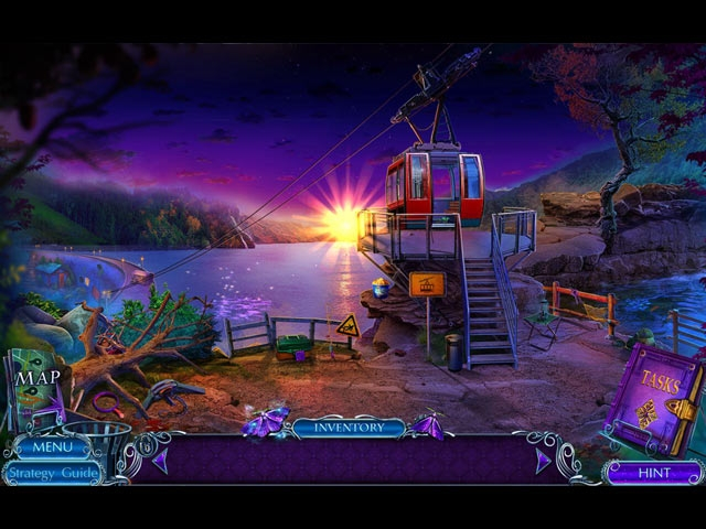 Mystery Tales: The Reel Horror Collector's Edition Screenshot