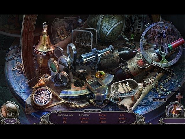Mystery Trackers: Blackrow's Secret Screenshot