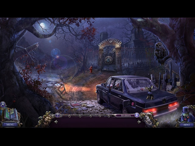 Mystery Trackers: Memories of Shadowfield Collector's Edition Screenshot