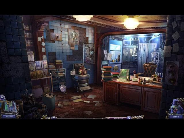Mystery Trackers: Memories of Shadowfield Screenshot