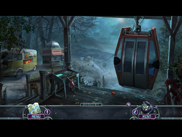 Mystery Trackers: Mist Over Blackhill Collector's Edition Screenshot