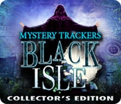 Mystery Trackers: Black Isle Collector's Edition