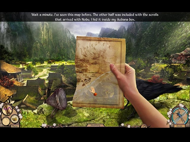 Mythic Wonders: Child of Prophecy Collector's Edition Screenshot