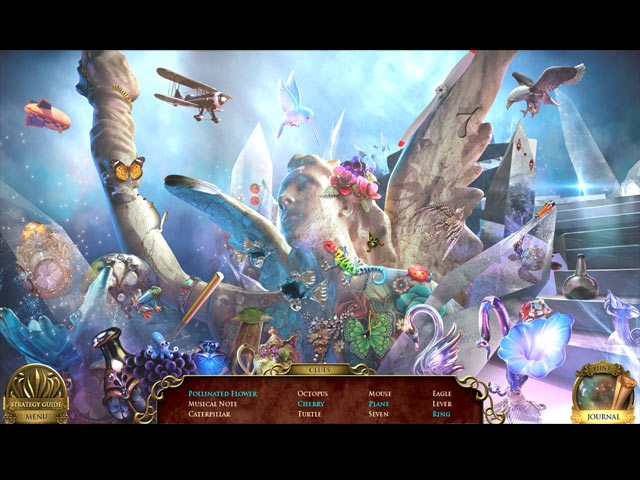 Mythic Wonders: The Philosopher's Stone Collector's Edition Screenshot