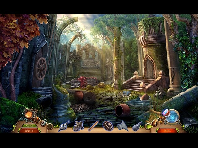 Myths of the World: Bound by the Stone Collector's Edition Screenshot