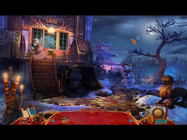 Myths of the World: Chinese Healer Screenshot