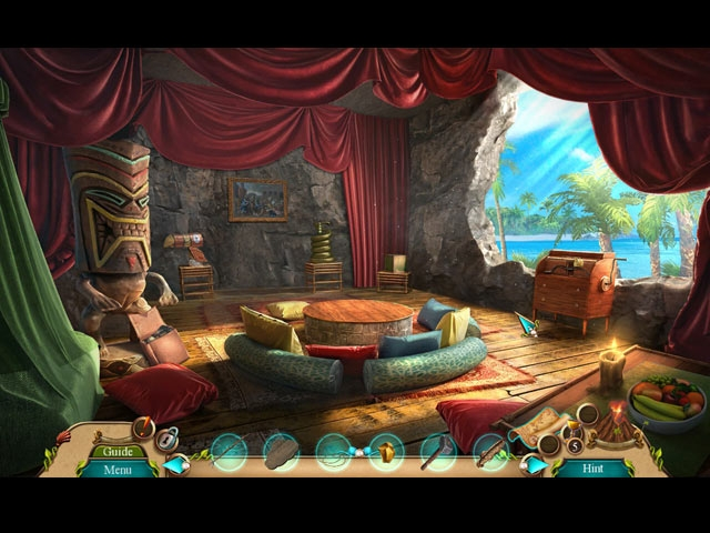 Myths of the World: Fire from the Deep Collector's Edition Screenshot