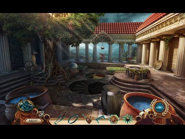 Myths of the World: Fire of Olympus Collector's Edition Screenshot
