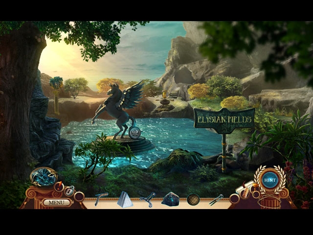Myths of the World: Fire of Olympus Screenshot