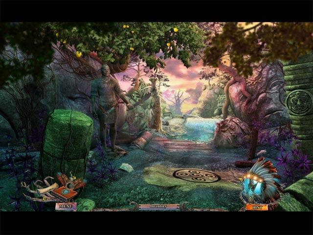 Myths of the World: Spirit Wolf Screenshot