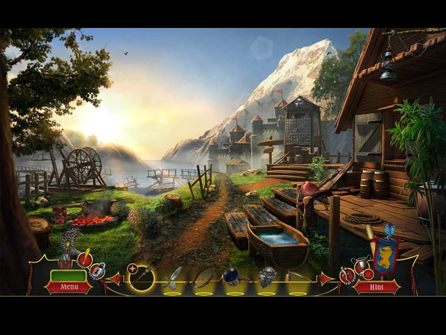 Myths of the World: The Black Sun Screenshot