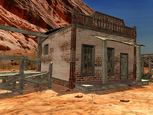 Nancy Drew: Secret of Shadow Ranch Screenshot