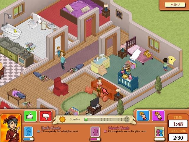 Nanny 911 Screenshot
