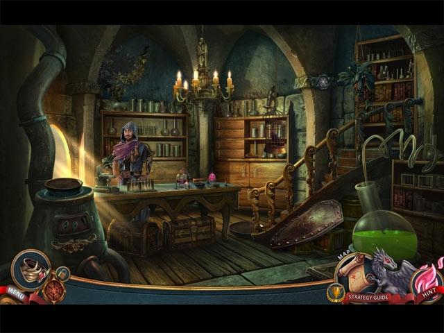Nevertales: Legends Collector's Edition Screenshot