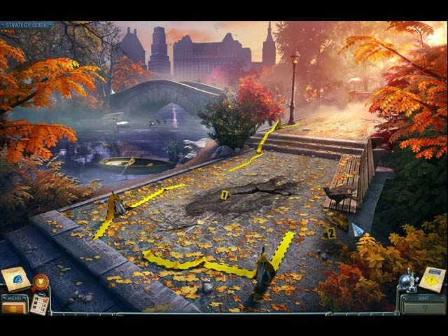 New York Mysteries: High Voltage Collector's Edition Screenshot