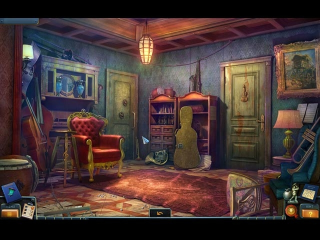 New York Mysteries: The Lantern of Souls Screenshot