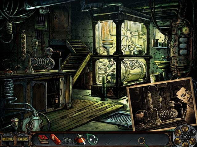 Nick Chase: A Detective Story Screenshot