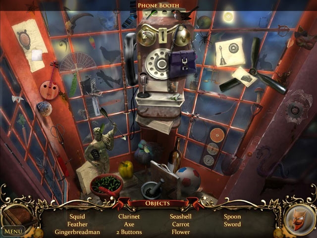 Nightfall Mysteries: Curse of the Opera Screenshot