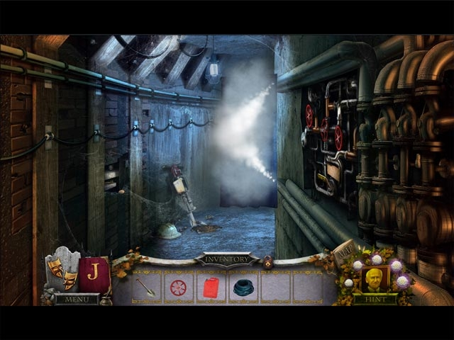 Nightfall Mysteries: Haunted by the Past Collector's Edition Screenshot