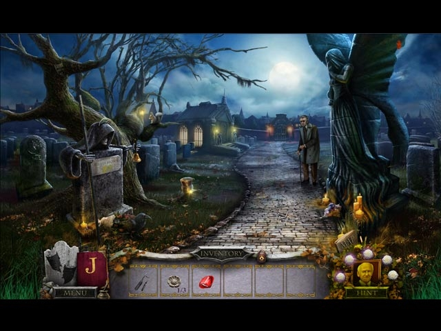 Nightfall Mysteries: Haunted by the Past Screenshot