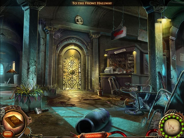 Nightfall Mysteries: Asylum Conspiracy Screenshot
